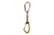 Climbing Technology Nimble Set NY 12cm silver/orange